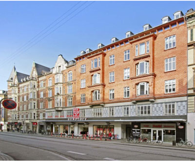 Akademi, Vesterbrogade, København